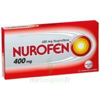NUROFEN 400 mg Comprimés enrobés Plq/12 à Mérignac