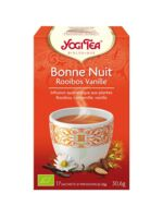 Yogi Tea Bonne Nuit Rooibos Vanille à Mérignac