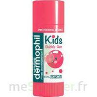 Dermophil Indien Kids Protection Lèvres 4g - Bubble Gum à Mérignac