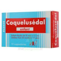 COQUELUSEDAL ENFANTS, suppositoire à Mérignac