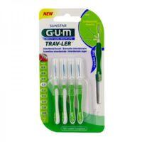 GUM TRAV - LER, 1,1 mm, manche vert , blister 4 à Mérignac