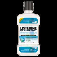 Listerine Professionnel Bain bouche traitement sensibilité 500ml à Mérignac