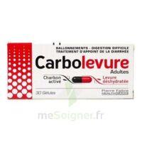 CARBOLEVURE Gélules adulte Plq/30 à Mérignac