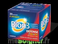 Bion 3 Défense Junior Comprimés à croquer framboise B/30 à Mérignac