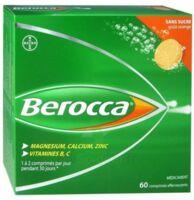 Berocca Comprimés effervescents sans sucre T/60 à Mérignac