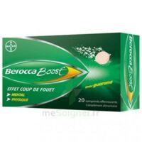 Beroccaboost Comprimés Effervescents B/20 à Mérignac