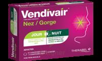 Vendivair Nez/Gorge Comprimés jour et nuit B/12+4 à Mérignac