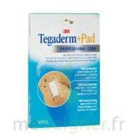 Tegaderm + Pad, 9 Cm X 10 Cm , Bt 10 à Mérignac