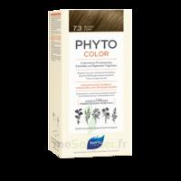 Phytocolor Kit Coloration Permanente 7.3 Blond Doré à Mérignac