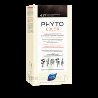 Phytocolor Kit Coloration Permanente 4.77 Châtain Marron Profond à Mérignac