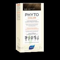 Phytocolor Kit Coloration Permanente 5.3 Châtain Clair Doré à Mérignac