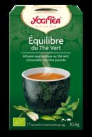 Yogi Tea Thé équilibre du thé vert bio 17 Sachets à Mérignac