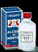 Ricqles 80° Alcool de menthe 100ml à Mérignac