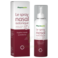 Pharmactiv Spray nasal isotonique Fl/100ml à Mérignac