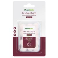 Pharmactiv Bouchon D'oreille Protection B/8 à Mérignac