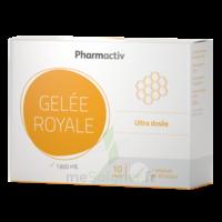 Pharmactiv Gelée Royale S Buv 10 Ampoules/10ml à Mérignac
