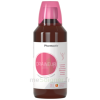 Pharmactiv Solution buvable draineur pêche Fl/500ml à Mérignac