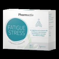 Pharmactiv Gélules fatigue stress B/30 à Mérignac
