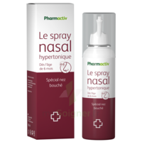 Pharmactiv Spray nasal hypertonique Fl/100ml à Mérignac