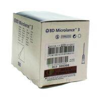 BD MICROLANCE 3, G26 5/8, 0,45 mm x 16 mm, brun  à Mérignac