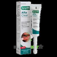 Gum Aftaclear Gel Aphtes Lésions Buccales 10ml à Mérignac