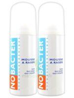 Nobacter Mousse à raser peau sensible 2*150ml à Mérignac