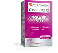 Energie Power 50+ Comprimé B/28 à Mérignac