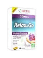 Ortis Stress Relax & Go 30 Comprimés à Mérignac