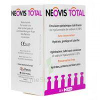 NEOVIS TOTAL Solution ophtalmique lubrifiante pour instillation oculaire 30 unidose 0,4ml à Mérignac