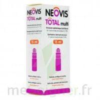 Neovis Total Multi S Ophtalmique Lubrifiante Pour Instillation Oculaire Fl/15ml à Mérignac