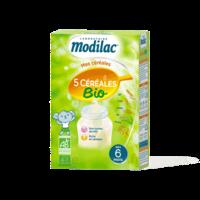 Modilac Céréales Farine 5 Céréales bio à partir de 6 mois B/230g à Mérignac