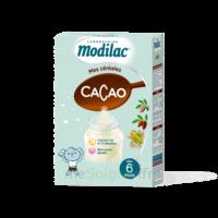 Modilac Céréales Farine Cacao à partir de 6 mois B/300g à Mérignac