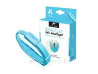 Pharmavoyage Bracelet Répulsif Origine Végétale Anti-moustique Bleu à Mérignac