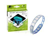 Pharmavoyage Bracelet phosphorescent anti-insectes Bleu fluo à Mérignac