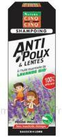 Cinq Sur Cinq Natura Shampooing Anti-poux Lentes Lavande 100ml à Mérignac