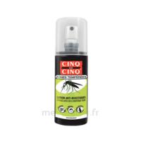Cinq sur Cinq Zones Tempérées Lotion anti-moustique 100ml à Mérignac
