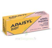 Apaisyl Baby Crème irritations picotements 30ml à Mérignac