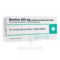 BEVITINE 250 mg Cpr enr Plq/20 à Mérignac
