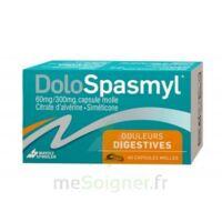 DOLOSPASMYL 60 mg/300 mg Caps molle Plq PVC/Alu/40 à Mérignac