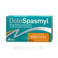 DOLOSPASMYL 60 mg/300 mg Caps molle Plq PVC/alu/20 à Mérignac