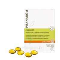 Oléocaps 3 Caps confort digestif bio B/30 à Mérignac
