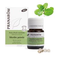 Pranarom Perle bio Menthe poivrée B/60 à Mérignac