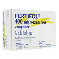 Fertifol 400 µg Cpr Plq/90 à Mérignac