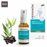 Pranarom Aromastop Spray instant libération rapide Fl/15ml à Mérignac