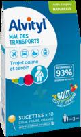 Alvityl Sucette Mal Des Transports B/10 à Mérignac
