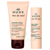 Rêve De Miel Crème Mains Et Ongles + Stick Lèvres Hydratant à Mérignac