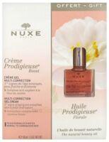 Nuxe Crème Prodigieuse Boost Crème-gel Coffret