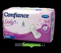 Confiance Lady Protection anatomique incontinence 4 gouttes Sachet/14 à Mérignac