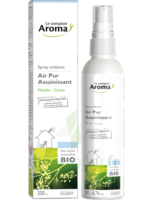 Air pur Spray ambiant assainissant Menthe-Citron Spray/200ml