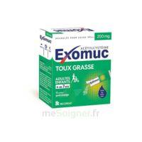 EXOMUC 200 mg, granulés pour usage oral en sachet 15 Sachets/2g à Mérignac